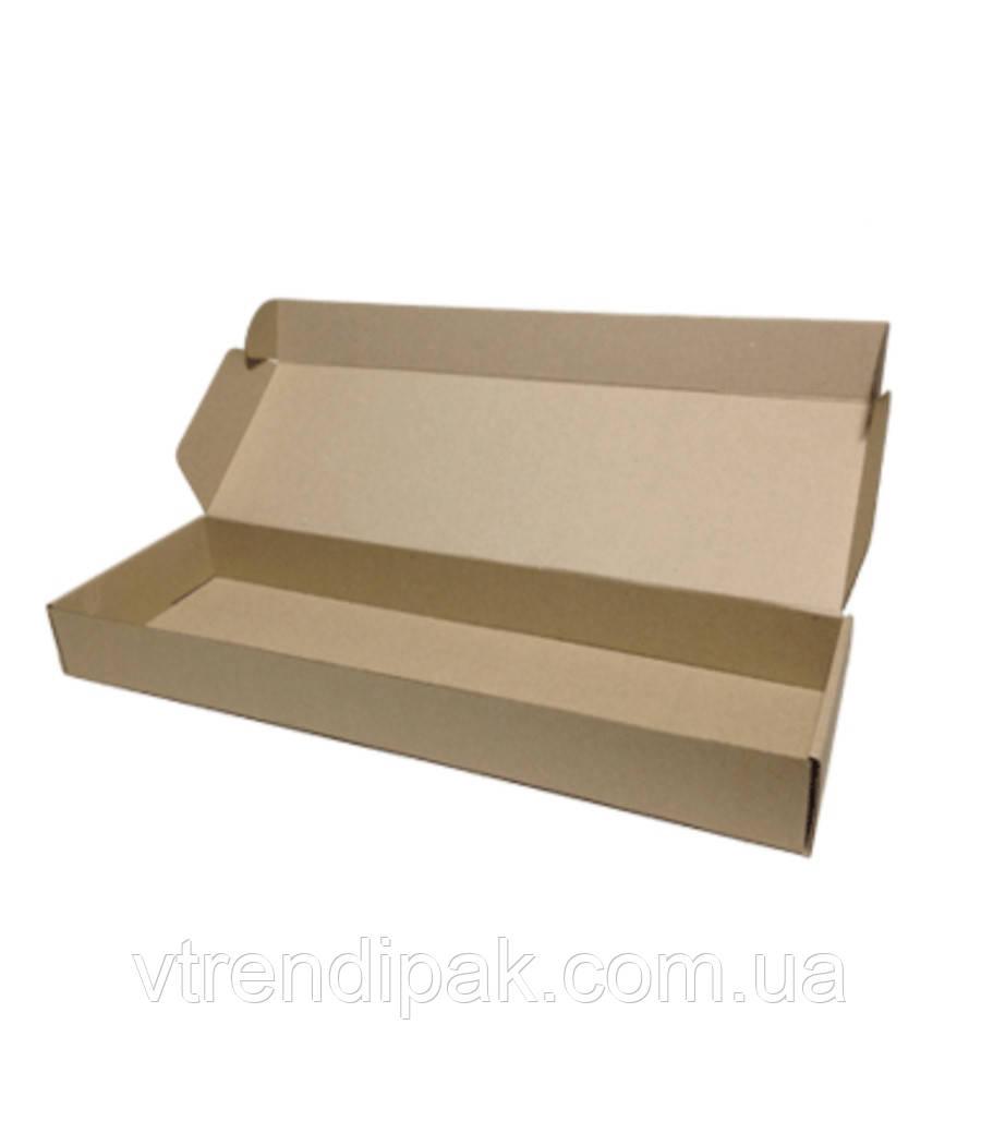 Самозбірна коробка 500*160*55 бурий