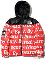 Куртка Supreme x The North Face Red (ориг.бирка)