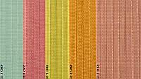 Жалюзи вертикальные 89 мм LINE — тканевые, бежевые