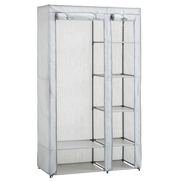 Тканевый шкаф для одежды 8760