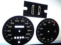 Шкалы приборов Ford Escort MK3, фото 1