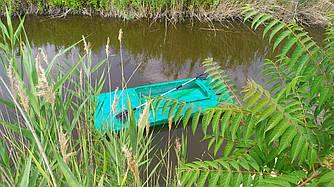 Пластиковая лодка TomBoat