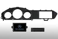 Штатная магнитола Mercedes C-class C200/300 LSQ Star