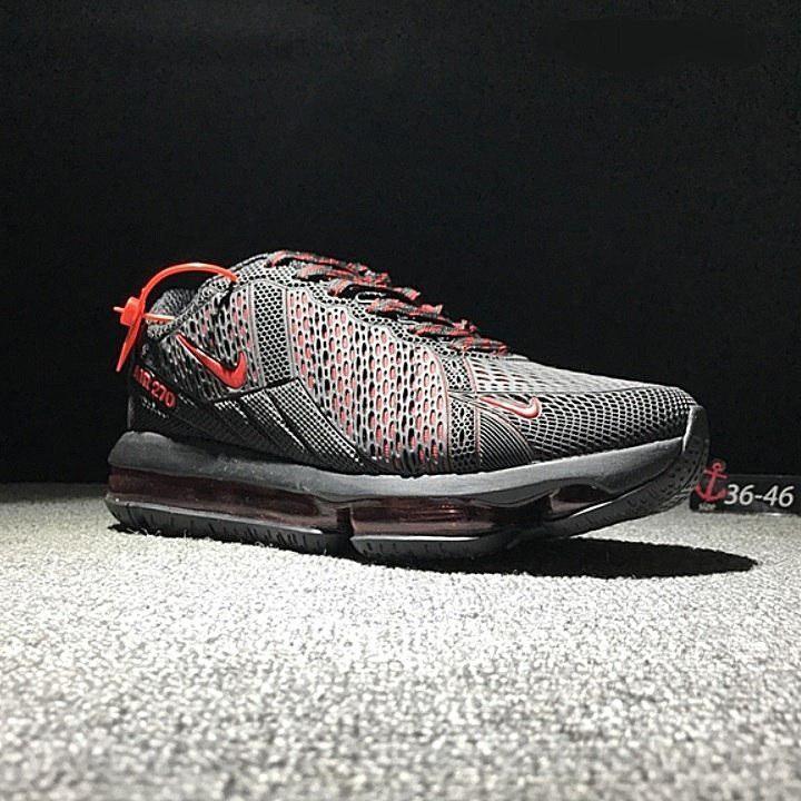 5e7cbb44 Купить Nike Air Max 270 original Black-Red в Украине.