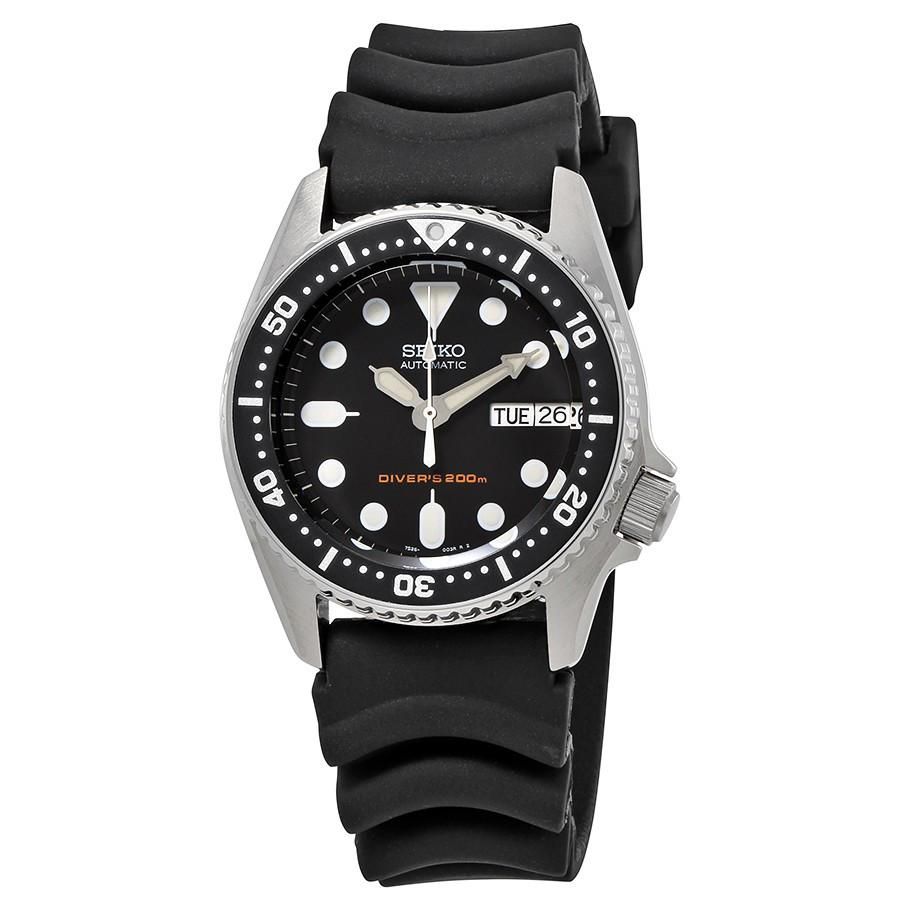 Часы Seiko SKX013K1 Automatic Diver's 7S26