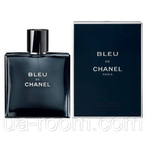 Chanel Bleu de Chanel, мужская туалетная вoда 100 ml, фото 2