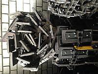 Транспортер-трансформер горизонтальный на зернометатели ЗМ-60 и ЗПС-100 (цельный ролик, пластина-3.2 мм)