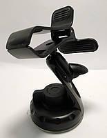 Універсальний автомобільний тримач на лобове скло для магнітоли для GPS або смартфона