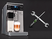 Чистка от накипи и кофейного жира кофейного оборудования. Сервис. Одесса