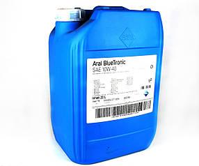 Масло aral bluetronic 10w 40  ( VW 501 00/505 00  MB 229.1) (20 Л) Германия