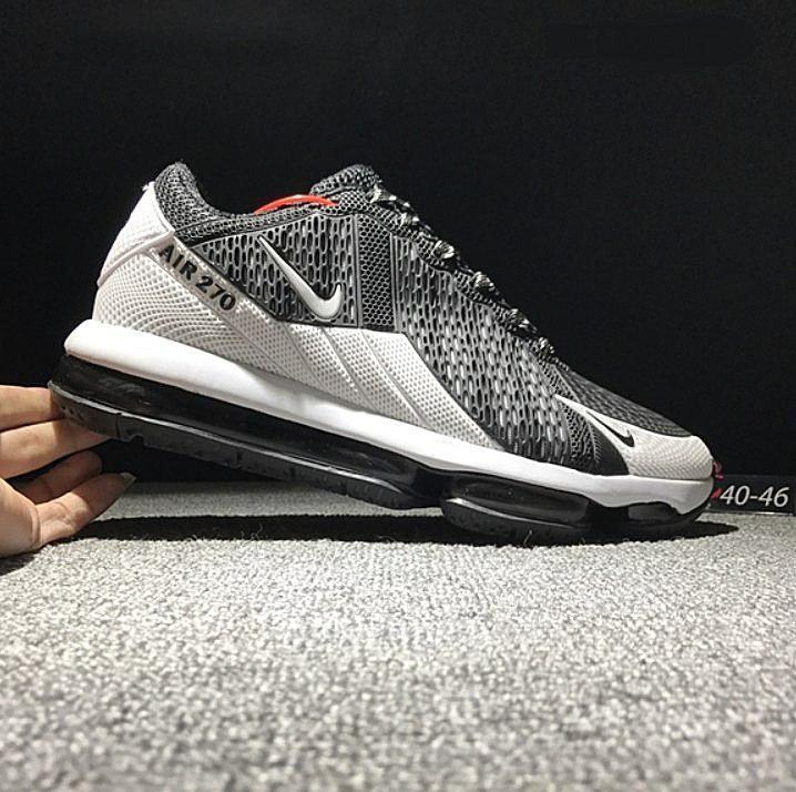 Nike Air Max270originalBlack-white