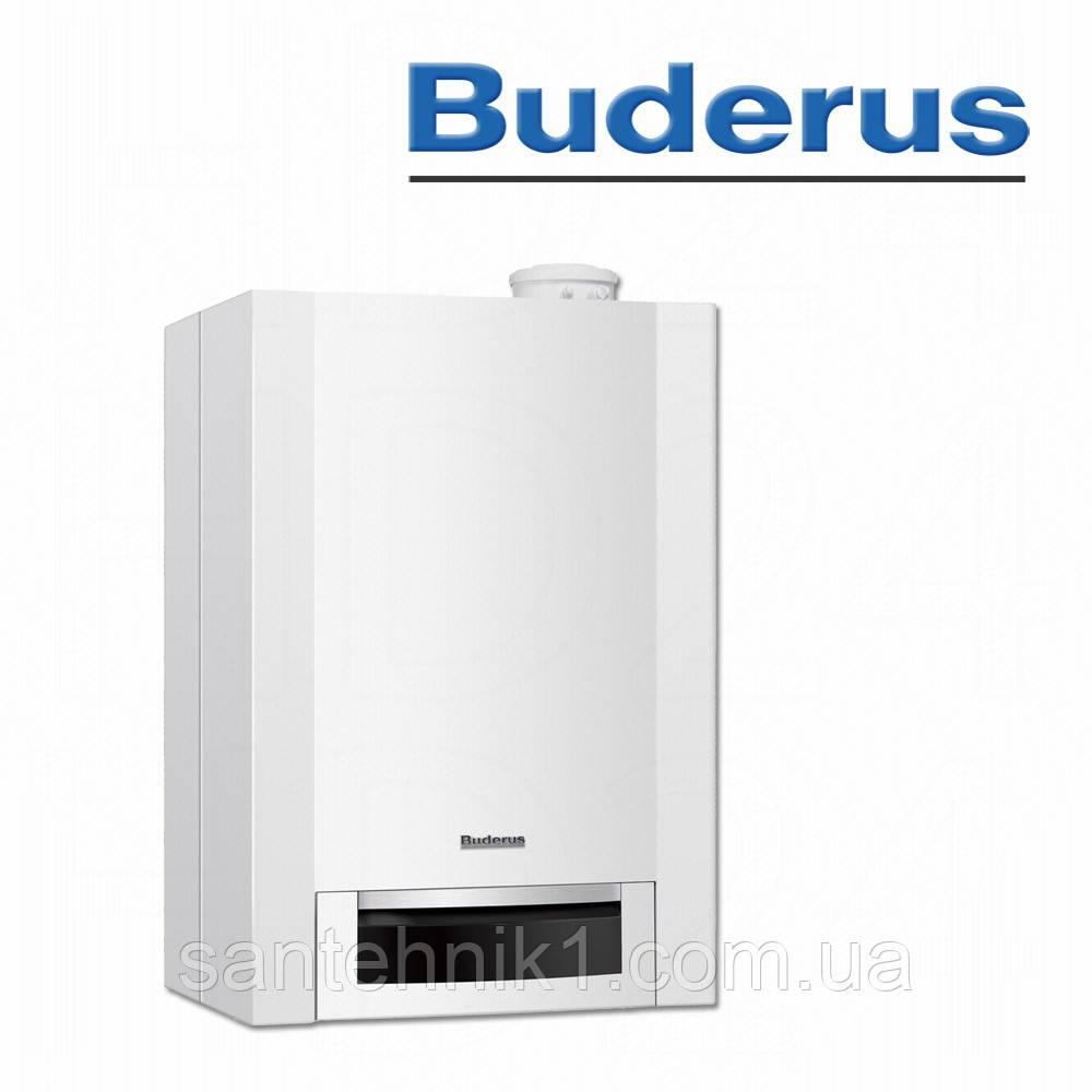 Котел газовый конденсационный Buderus Logamax plus GB172-24 T50