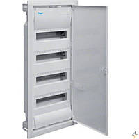 Щит VOLTA VU48UA на 48 (54) модулей, в / у с металлическими дверями, без клемм