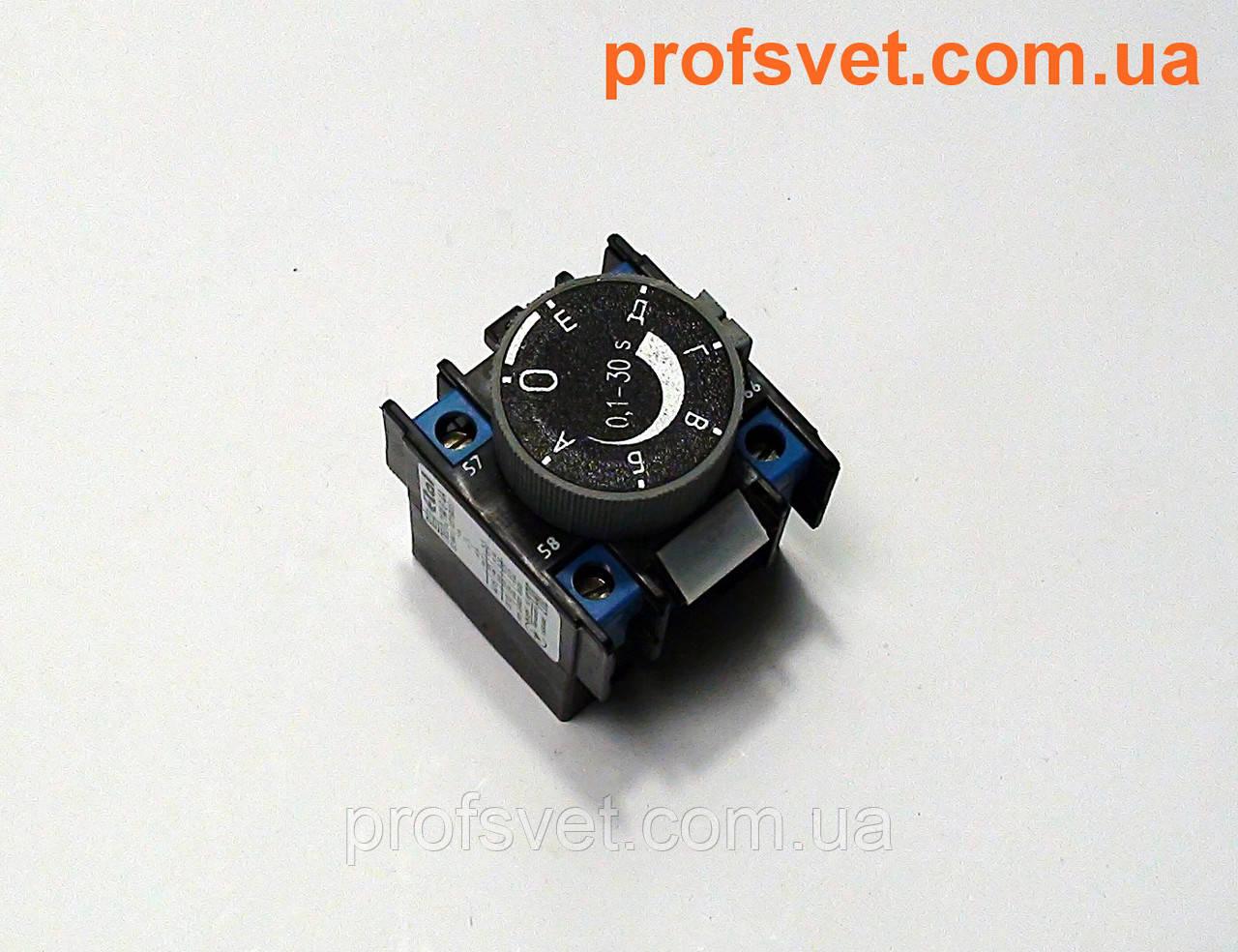 Приставка ПВЛ-21 04А 0,1-30 сек при відключенні