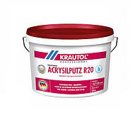 "KRAUTERM AKRYSILPUTZ R20 25кг(штукатурка акриловая ""короед"")"