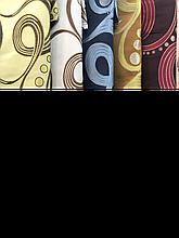 Гобеленовые шторы 1.5м код 16В52