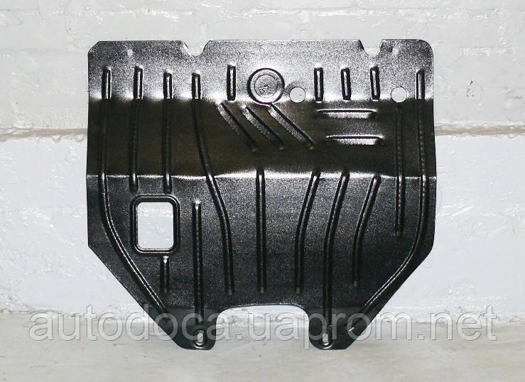 Защита картера двигателя и кпп Peugeot Partner  2004-