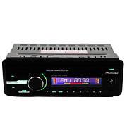 Автомагнитола Pioneer 1085, съемная панель MP3 + USB + AUX + FM