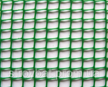 Пластиковая декоративная сетка 20х20