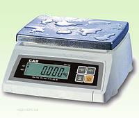 Весы настольные SW Cas (Корея)