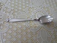 Ложка столовая серебро