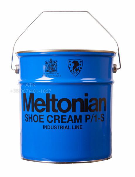 Крем обувной Meltonian P/1-S 5л черный