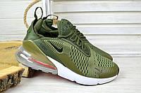 Кроссовки мужские Nike Air 270 хаки 2598