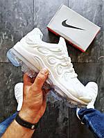 NikeAIRVapormaxPlusWhite, фото 1