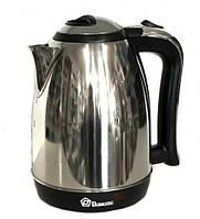 Электрический Чайник Domotec MS 5002 1,8 л. Хромированный