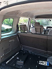 Б/у карта салона / багажника Renault Kangoo Рено Кенго Канго Кангу 2008-2013 г.г.