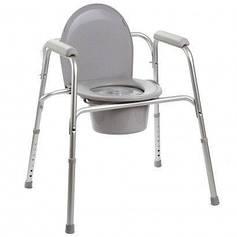 Кресла с санитарным оснащением (стул-туалет)