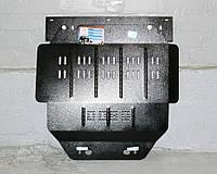 Защита картера двигателя и кпп Peugeot Partner  2004-, фото 1
