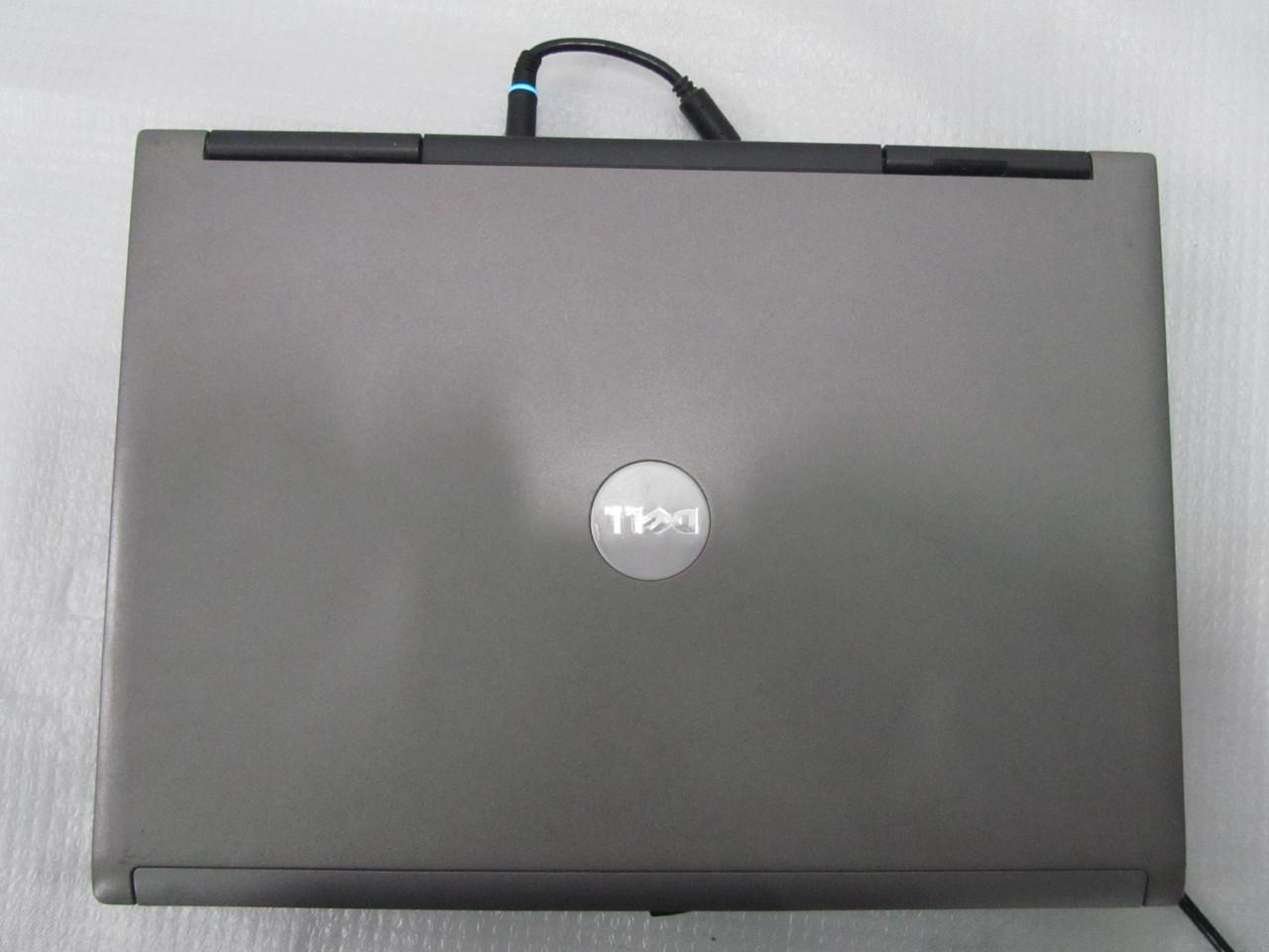 Двухядерный ноутбук Dell Latitude D820 с COM портом