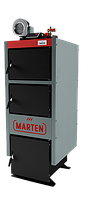 Бытовой твердотопливный котел длительного горения MARTEN COMFORT MC-20 (МАРТЕН КОМФОРТ), фото 1