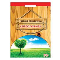 Семена газонной травосмеси Семейный Сад Светолюбивая 30 г (С-003073)