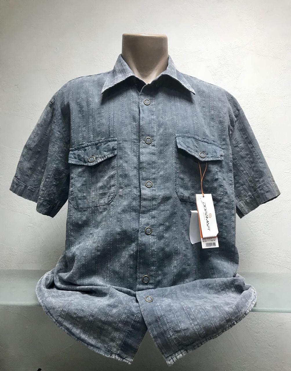 Рубашка Doramafi мужская хлопок .