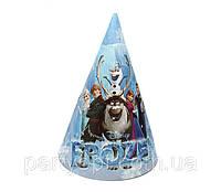 """Колпак праздничный 15 см, """"Frozen"""""""