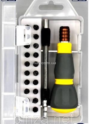 Набор отверток для ремонта мобильных телефонов и ноутбуков (23 предмета)!Акция, фото 2