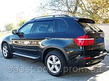 Дефлекторы окон (ветровики) BMW X5 E70 (бмв x5 e70) 2006г-2013г