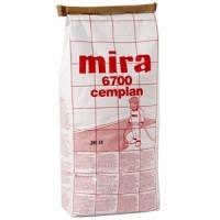 Mira 6700 cemplan Самовыравнивающаяся смесь, 25кг Клас CT-25 F5