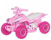 Электромобиль Loko Toys Квадроцикл Flowers (CT-726-G)