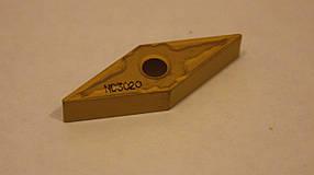 Пластина KORLOY VNMG 160404 HM NC3030