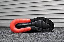 Мужские кроссовки Air Max 270 Hot Punch (Найк Аир Макс 270 (Реплика Топ качества ), фото 2