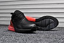 Мужские кроссовки Air Max 270 Hot Punch (Найк Аир Макс 270 (Реплика Топ качества ), фото 3