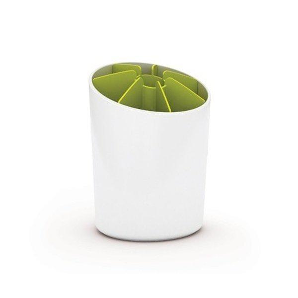 Подставка для кухонных приборов Joseph Joseph зеленая 85031