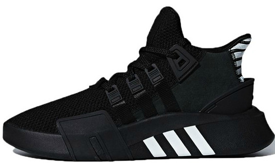 check out b57d9 f51e4 Кроссовки Adidas EQT Support Bask ADV Core Black White | Адидас Эквипмент |  Адідас