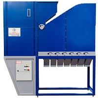Зерноочистительный сепаратор АСМ-10, аэродинамический сепаратор для очистки и калибровки сельхоз культур