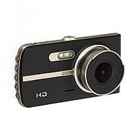 Видео Регистратор T653 Hdr 2 Камеры Lcd 4.0 Full Hd - 17806