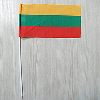 "Флажок ""Литва""   Флажки Европы  , фото 1"