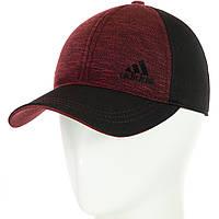 Бейсболка adidas BSH18045 черный-бордовый